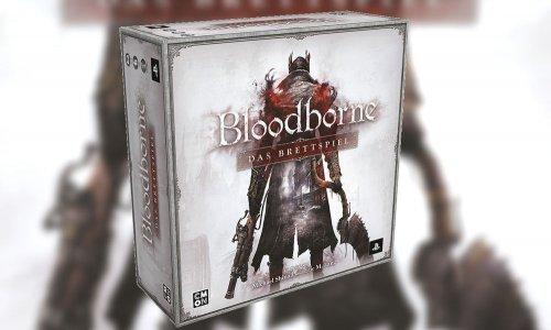 BLOODBORNE THE BOARD GAME // auf Deutsch bei ASMODEE