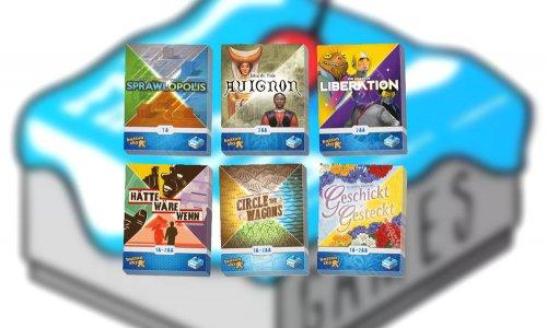 BUTTON SHY Spiele // vorbestellbar bei FROSTED GAMES