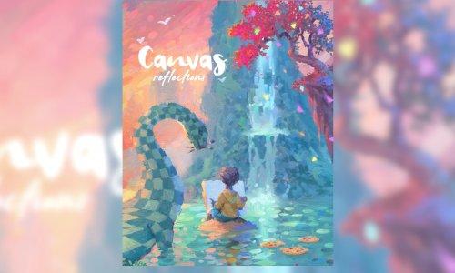 CANVAS: REFLECTIONS // Erweiterung auf Kickstarter