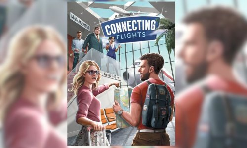 CONNECTING FLIGHTS // auf Kickstarter