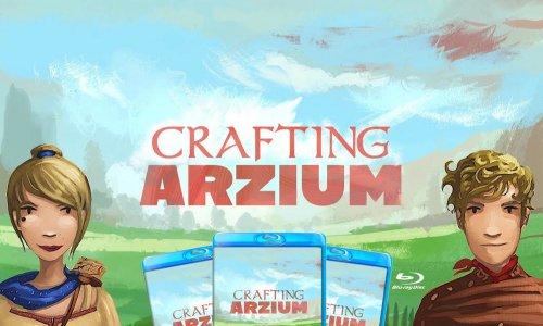 CRAFTING ARZIUM // Dokumentation auf Kickstarter