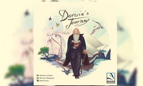 DARWIN'S JOURNEY // auf Deutsch bei SKELLIG GAMES