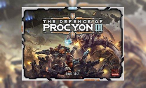 DIE VERTEIDIGUNG VON PROCYON III // in der Spieleschmiede