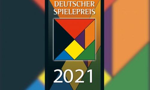 DEUTSCHER SPIELE PREIS 2021 // Abstimmung geöffnet