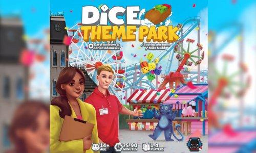 DICE THEME PARK // auf Kickstarter