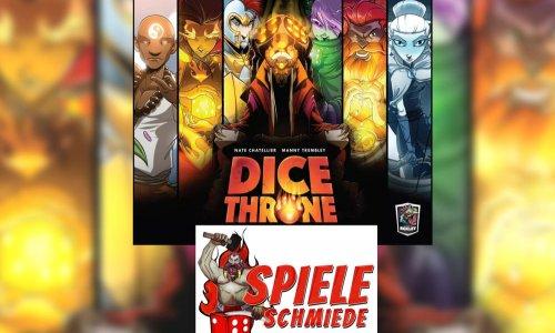 DICE THRONE // 2021 in der Spieleschmiede