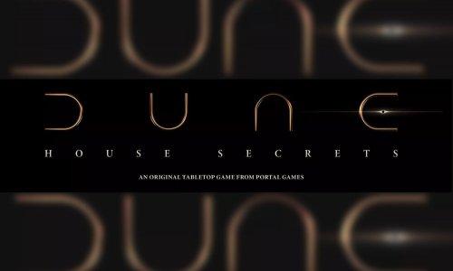 DUNE: HOUSE SECRETS // Neuerscheinung bei PORTAL GAMES