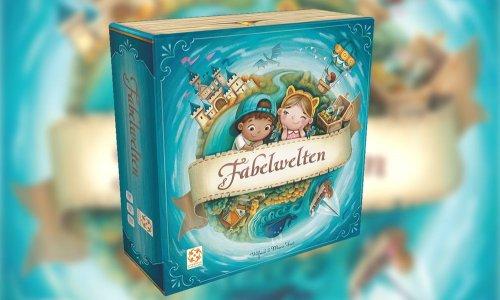 FABELWELTEN // fantasievolles Kinderspiel bei ASMODEE