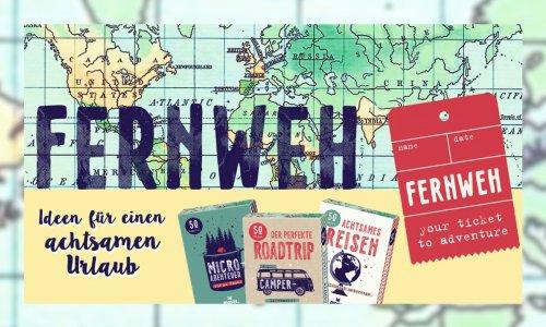 FERNWEH // Kartensets für den achtsamen Urlaub