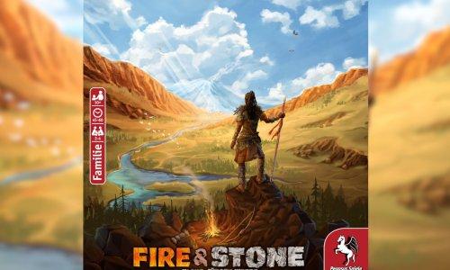 FIRE & STONE // Neues Spiel von Klaus-Jürgen Wrede