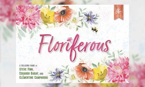 FLORIFEROUS // auf Kickstarter