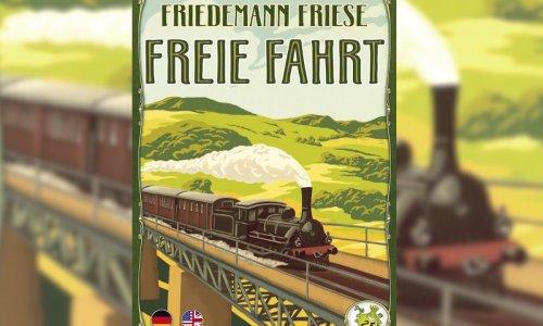 FREIE FAHRT // Neuheit von Friedemann Friese