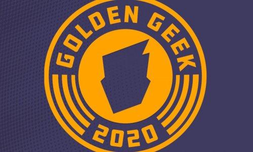 GOLDEN GEEK AWARD 2020 // Sieger bekannt gegeben