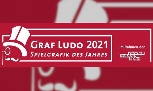 GRAF LUDO 2021 // Nominierungen bekannt gegeben