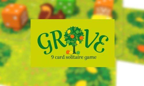GROVE // kleines Solospiel in Entwicklung
