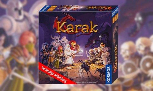 KARAK // Dungeon Crawler für Kinder von KOSMOS
