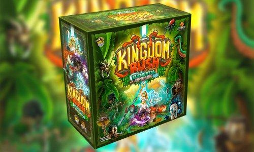 KINGDOM RUSH: ELEMENTAL RISING // im Februar auf GAMEFOUND