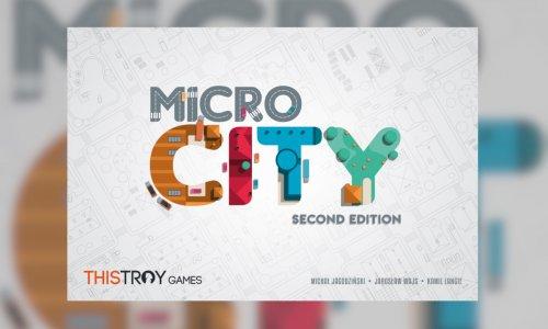 MICRO CITY // in der Spieleschmiede