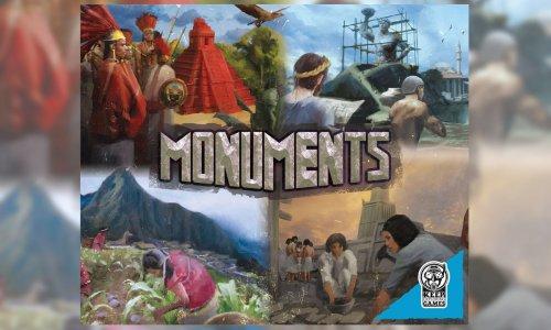 MONUMENTS // in der Spieleschmiede
