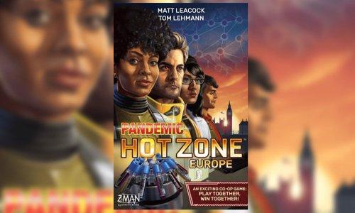 PANDEMIC // HOT ZONE - EUROPE erscheint dieses Jahr