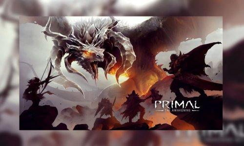 PRIMAL: THE AWAKENING // auf Kickstarter