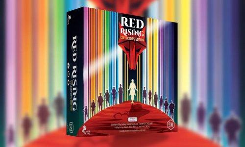 RED RISING // Das neue Spiel von Jamey Stegmaier