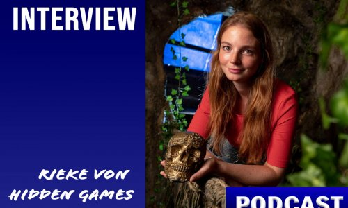 BSN PODCAST #22 // Interview mit Rieke von Hidden Games