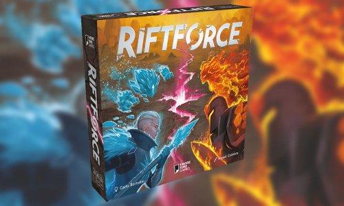 RIFTFORCE // Zwei Personen Kartenspiel von 1 MORE TIME GAMES
