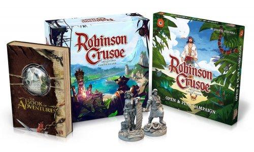 ROBINSON CRUSOE // Collector's Edition