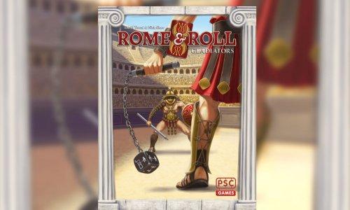 ROME & ROLL: GLADIATORS // auf Kickstarter