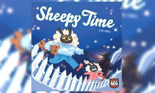 SHEEPY TIME // Neuheit von AEG