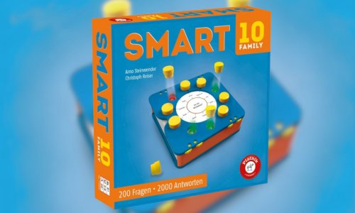SMART 10 FAMILY // erschienen