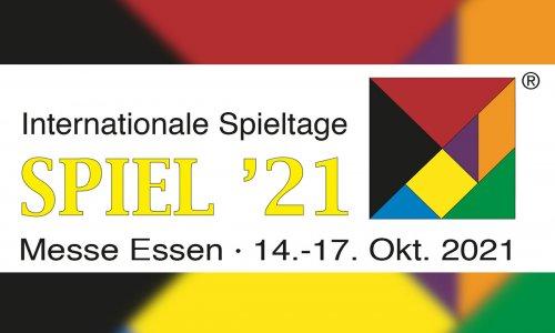 SPIEL 21 // Neue Informationen zur Organisation