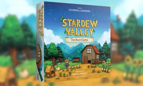 STARDEW VALLEY // Brettspielumsetzung