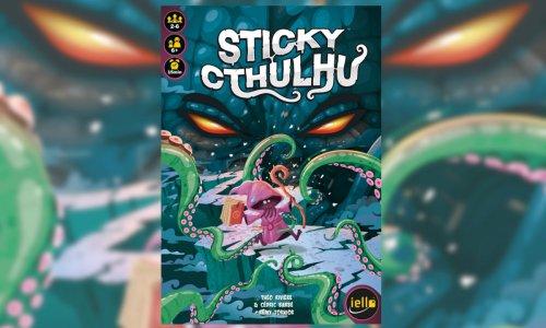 STICKY CTHULHU // Neuheit von IELLO