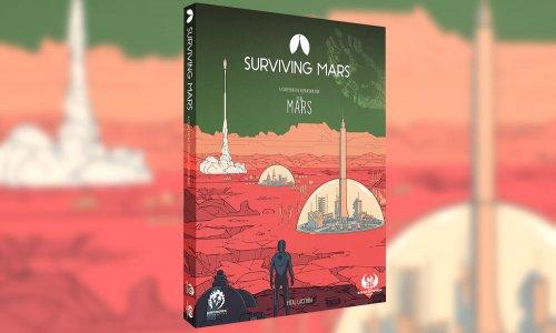 ON MARS // SURVIVING MARS Erweiterung im Mai auf Kickstarter