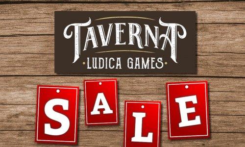 ANGEBOT // Bis zu 25% Rabatt bei TAVERNA LUDICA GAMES