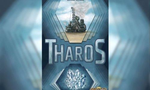 THAROS // auf Kickstarter & in der Spieleschmiede