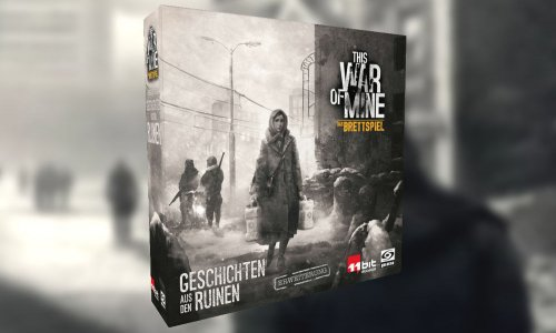 THIS WAR OF MINE // Erweiterung auf Deutsch bei HEIDELBÄR GAMES