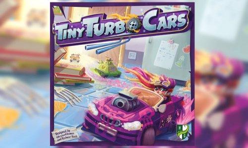 TINY TURBO CARS // auf Kickstarter