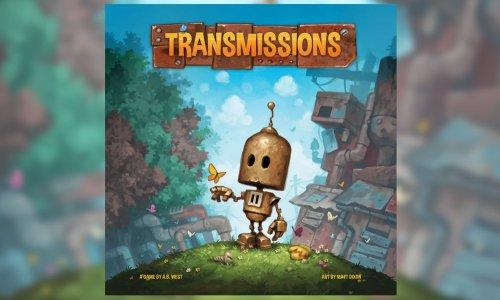 TRANSMISSIONS // niedliche Roboter auf KICKSTARTER