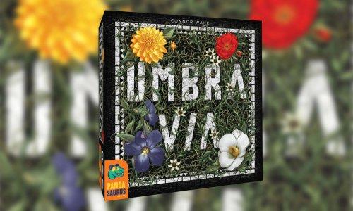 UMBRA VIA // Neuheit von PANDASAURUS GAMES