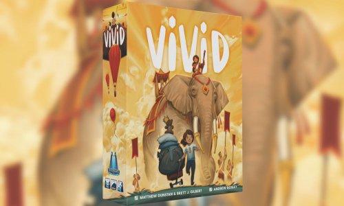 VIVID // Neuheit von FLOODGATE GAMES
