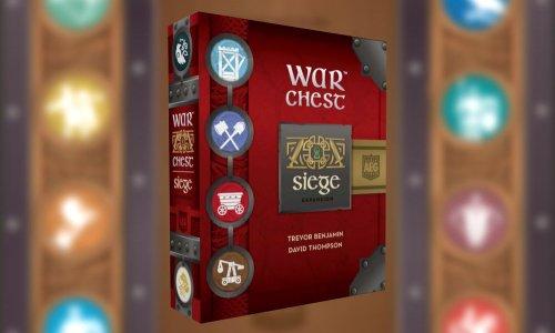 WAR CHEST // zweite Erweiterung erscheint im März