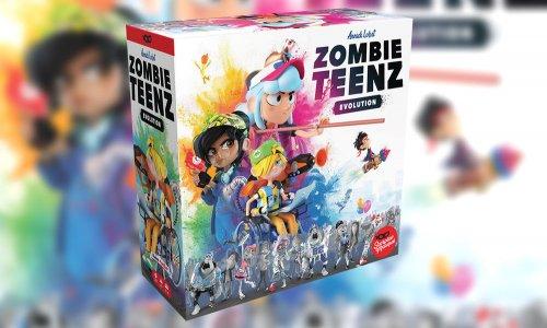 ZOMBIE TEENZ EVOLUTIONS // Kinder-Legacy-Spiel bei ASMODEE