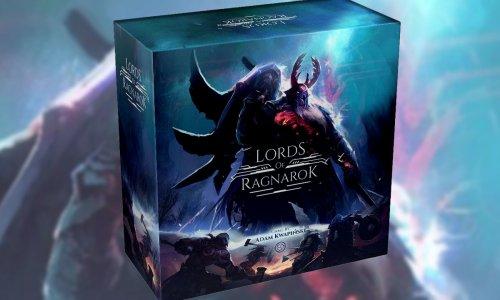 LORDS OF RAGNAROK // Nachfolger zu LORDS OF HELLAS bald auf Gamefound