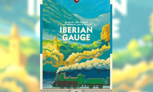 IBERIAN GAUGE // erscheint 2021