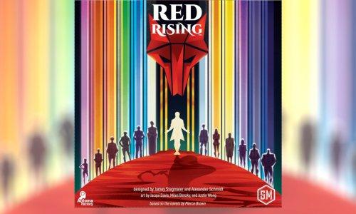 RED RISING // startet im Juni in der Spieleschmiede