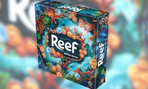 REEF (Second Edition) // ab sofort erhältlich