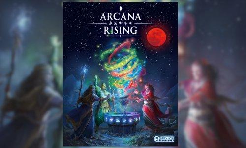ARCANA RISING // in der Spieleschmiede